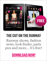 Cut on the Runway app